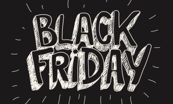с 25 по 27 ноября 2016  Акция  «Black Friday»
